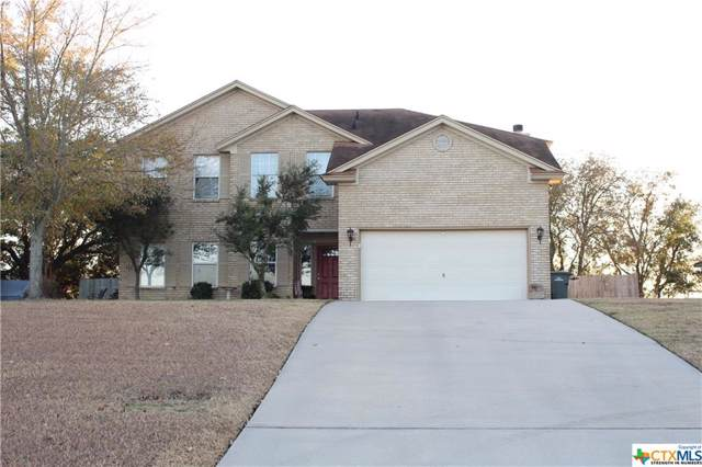 1408 High Chapparal Drive, Copperas Cove, TX 76522 (MLS #395864) :: The Real Estate Home Team