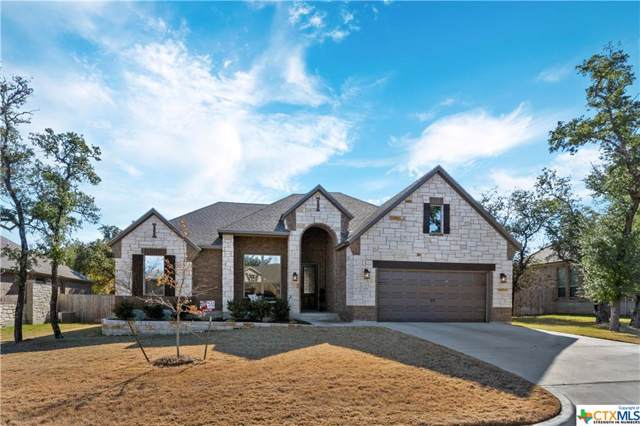 2157 Dunns Hollow Drive, Belton, TX 76513 (MLS #395876) :: Brautigan Realty