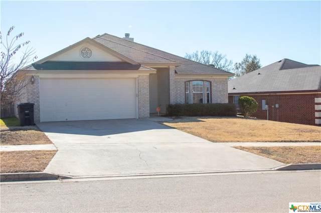 3902 Tatonka Drive, Killeen, TX 76549 (MLS #395899) :: The Zaplac Group