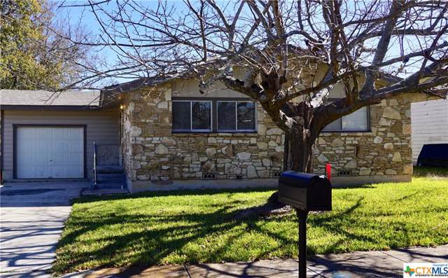 2107 Liberty Street, Copperas Cove, TX 76522 (MLS #395917) :: The Real Estate Home Team