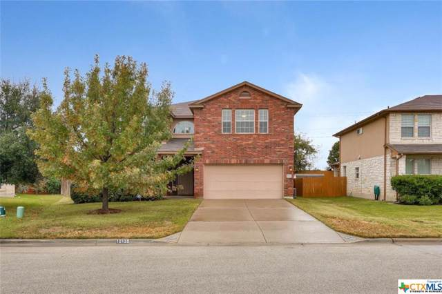 10109 Orion Drive, Temple, TX 76502 (MLS #395927) :: Vista Real Estate
