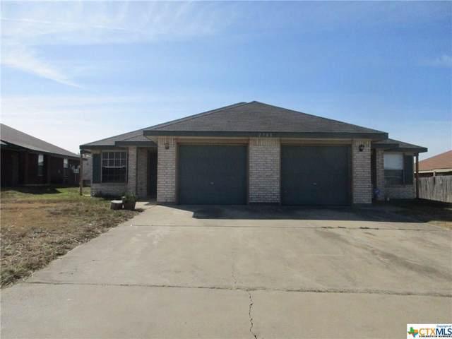 2708 Edgefield Street, Killeen, TX 76549 (MLS #395929) :: Vista Real Estate