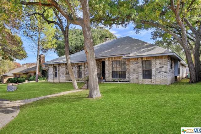 2405 Canyon Creek Drive, Temple, TX 76502 (MLS #395937) :: The i35 Group