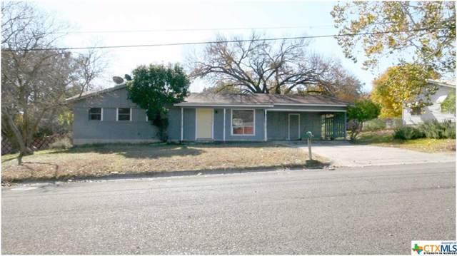 1416 W 4th Street, Lampasas, TX 76550 (MLS #395942) :: The Real Estate Home Team