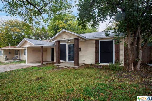 1614 W Avenue D, Temple, TX 76504 (#395945) :: Realty Executives - Town & Country