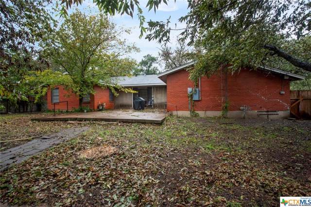 2613 N 15TH Street, Temple, TX 76501 (MLS #395950) :: The Real Estate Home Team