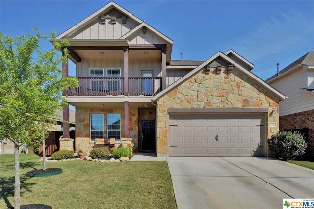 108 Salt Fork Drive, Liberty Hill, TX 78642 (#395955) :: Realty Executives - Town & Country