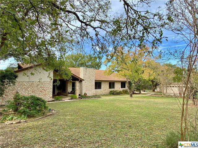 1438 Thousand Oaks Loop, San Marcos, TX 78666 (MLS #395969) :: Brautigan Realty