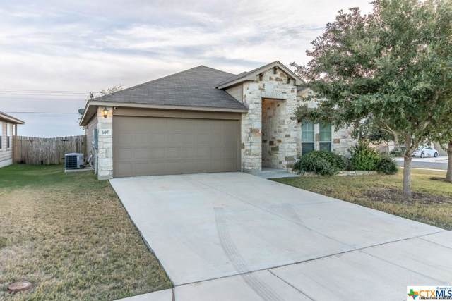 607 Teron Drive, San Marcos, TX 78666 (MLS #395971) :: Brautigan Realty