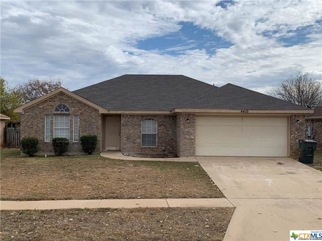 4410 Pete Drive, Killeen, TX 76549 (MLS #395992) :: Erin Caraway Group
