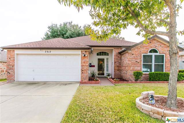 7317 Tanglehead Drive, Temple, TX 76502 (MLS #396005) :: The Real Estate Home Team