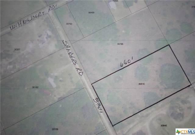 400 Sanders Road, Seadrift, TX 77983 (MLS #396013) :: RE/MAX Land & Homes