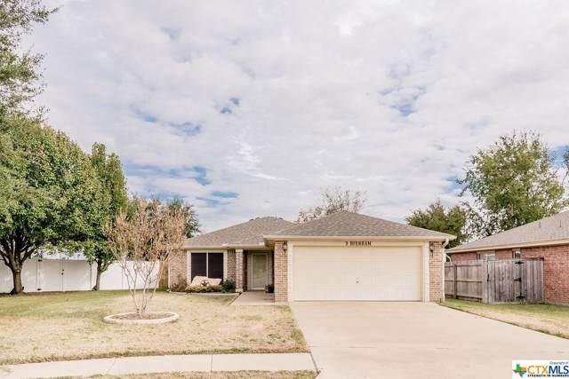 9 Burnham Drive, Temple, TX 76502 (MLS #396024) :: The Real Estate Home Team