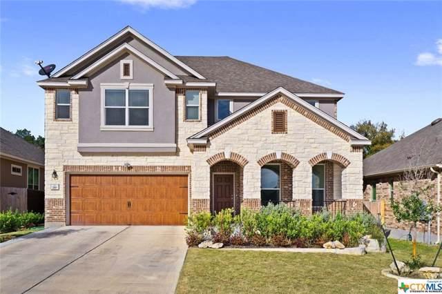 210 Hunters Hill Drive, San Marcos, TX 78666 (MLS #396026) :: Brautigan Realty