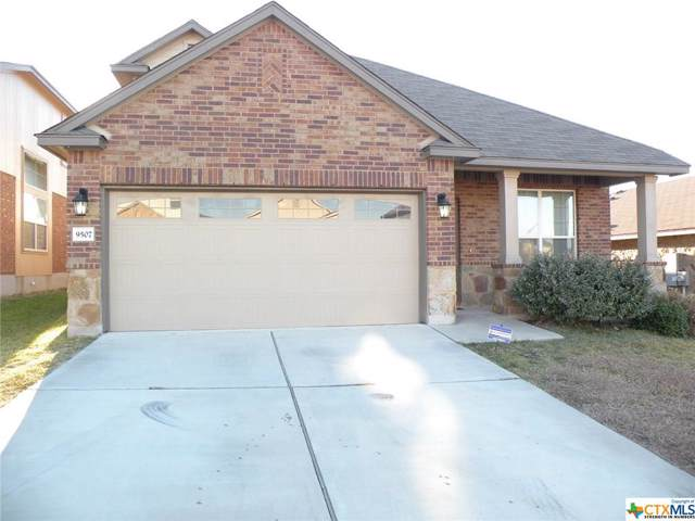 9507 Adeel Drive, Killeen, TX 76542 (MLS #396036) :: The Real Estate Home Team