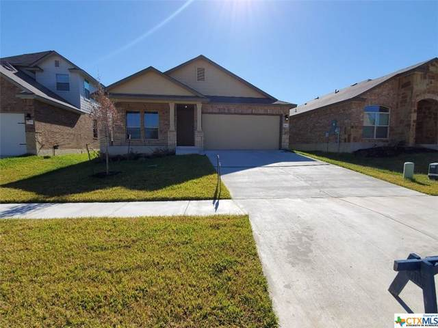 3416 Aubree Katherine Drive, Killeen, TX 76542 (MLS #396055) :: The Real Estate Home Team