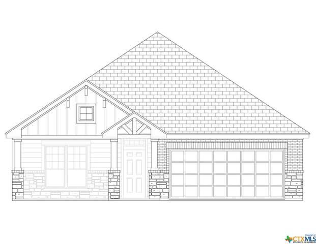 6136 Wheaton Loop, Temple, TX 76502 (MLS #396068) :: The Real Estate Home Team