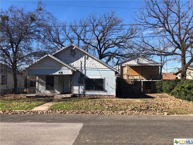 202 & 202 1/2 Spindletop Street, Gatesville, TX 76528 (MLS #396069) :: RE/MAX Family