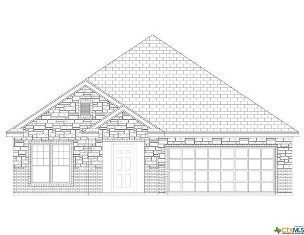 6140 Wheaton Loop, Temple, TX 76502 (MLS #396080) :: The Real Estate Home Team