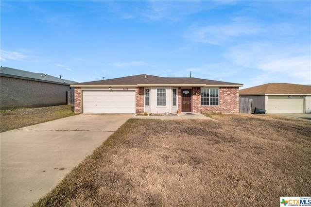 4105 Matt Court, Killeen, TX 76549 (MLS #396102) :: The Real Estate Home Team