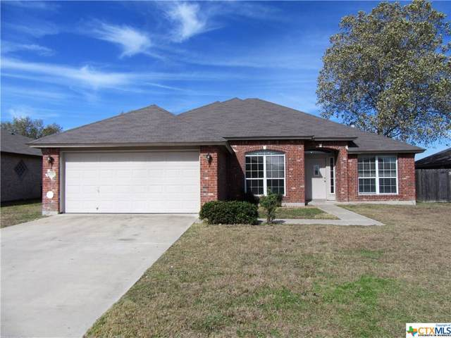 2011 Schorn Drive, Killeen, TX 76542 (MLS #396180) :: The i35 Group