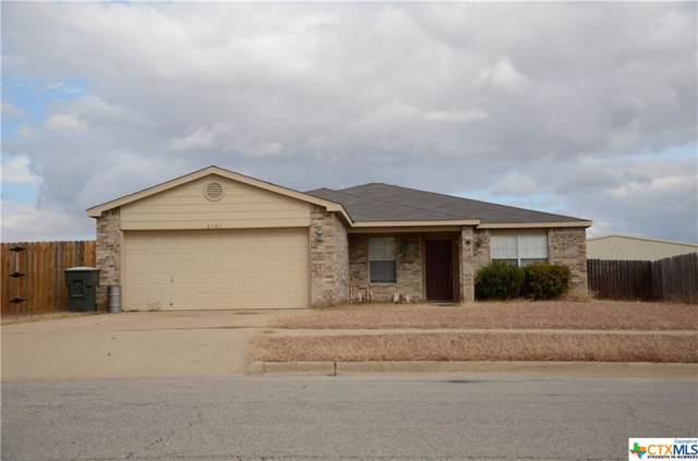 4101 Paintbrush Dr Drive, Killeen, TX 76542 (#396181) :: 12 Points Group
