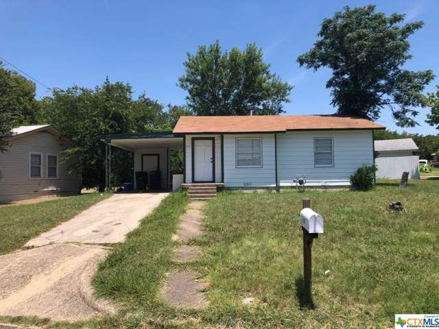 719 Mickan Street, OTHER, TX 76522 (MLS #396182) :: The i35 Group