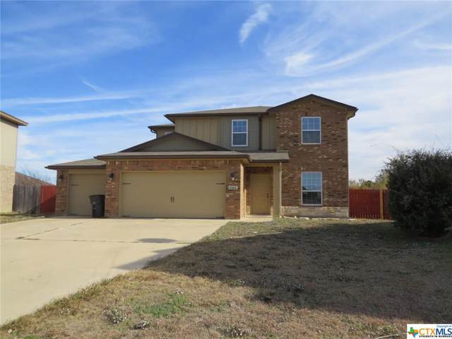 5400 Capricorn Loop, Killeen, TX 76542 (MLS #396184) :: RE/MAX Land & Homes