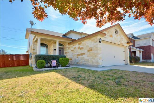 903 Starlight Drive, Temple, TX 76502 (MLS #396207) :: Isbell Realtors