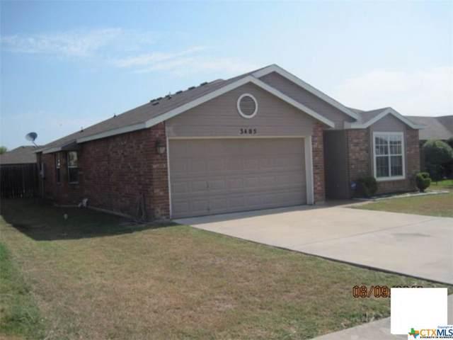 3405 Driftwood Drive, Killeen, TX 76549 (MLS #396247) :: Berkshire Hathaway HomeServices Don Johnson, REALTORS®