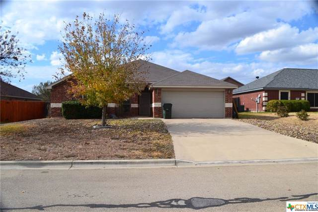 309 Nolan Ridge Drive, Nolanville, TX 76559 (MLS #396261) :: The i35 Group