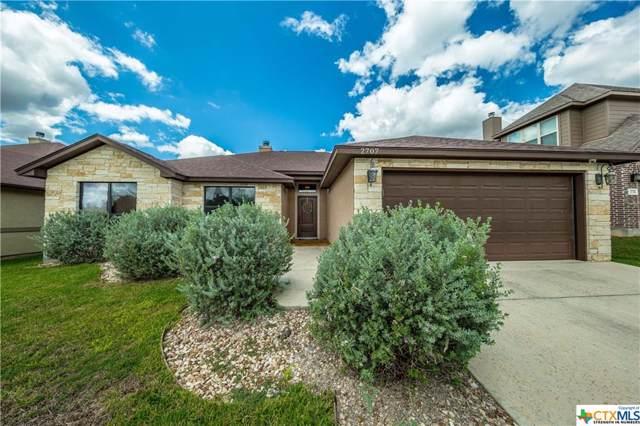 2707 Crest Ridge Drive, New Braunfels, TX 78132 (MLS #396269) :: Vista Real Estate