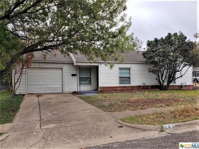 202 N 26th Street, Gatesville, TX 76528 (MLS #396274) :: The Graham Team