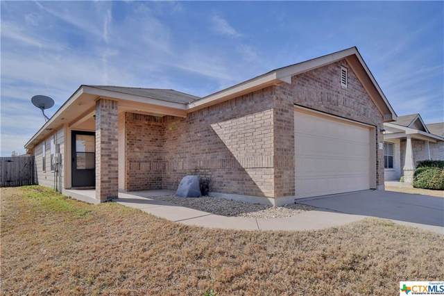 129 Mcgugan Lane, Temple, TX 76502 (MLS #396284) :: The i35 Group