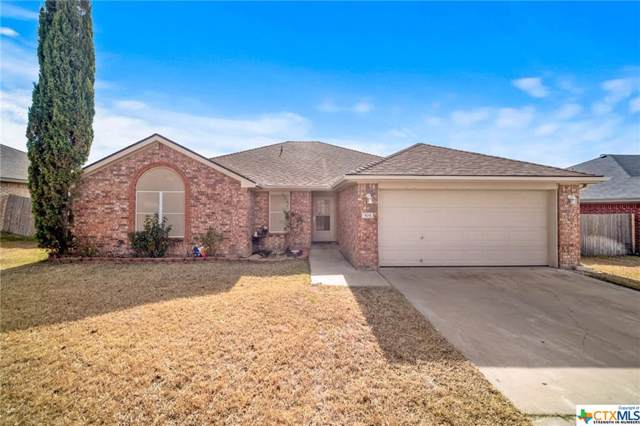 504 Ali Drive, Killeen, TX 76542 (MLS #396293) :: The i35 Group