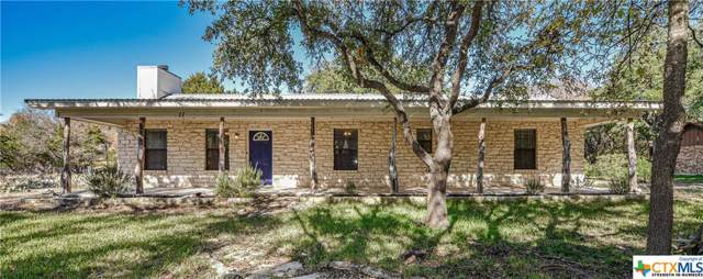 11 Willow Run Drive, Belton, TX 76513 (MLS #396297) :: Isbell Realtors