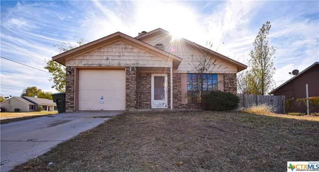 1606 Leisha Drive, Killeen, TX 76549 (MLS #396299) :: The Myles Group