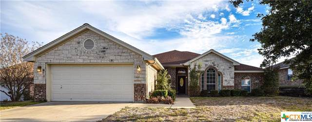 608 Mustang Trail, Harker Heights, TX 76548 (MLS #396301) :: The Myles Group