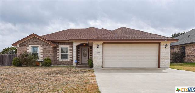 2306 Duran Drive, Killeen, TX 76543 (MLS #396302) :: The Real Estate Home Team