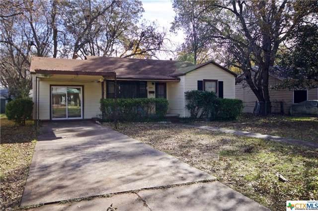 3904 Maple Avenue, Waco, TX 76707 (MLS #396321) :: The i35 Group
