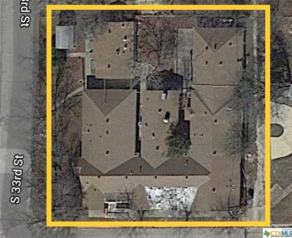 111 S 33 Street, Temple, TX 76504 (MLS #396354) :: Isbell Realtors