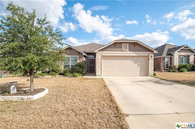 1307 Branchwood Way, Temple, TX 76502 (MLS #396358) :: Isbell Realtors