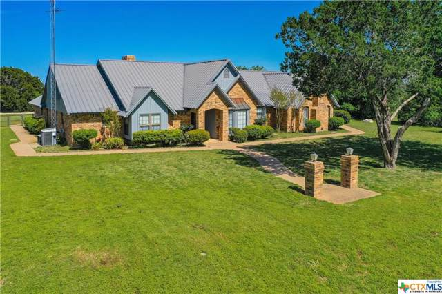 1242 Compton Road, Crawford, TX 76638 (MLS #396372) :: The i35 Group