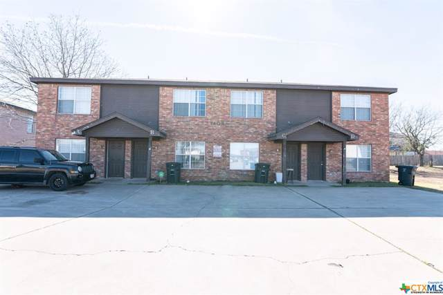 1408 Dugger Circle A-D, Killeen, TX 76543 (MLS #396459) :: Isbell Realtors