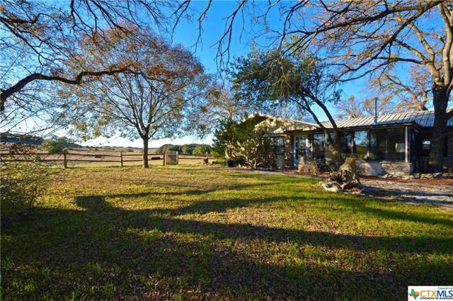385 County Road 2806, Lampasas, TX 76550 (MLS #396610) :: The Real Estate Home Team