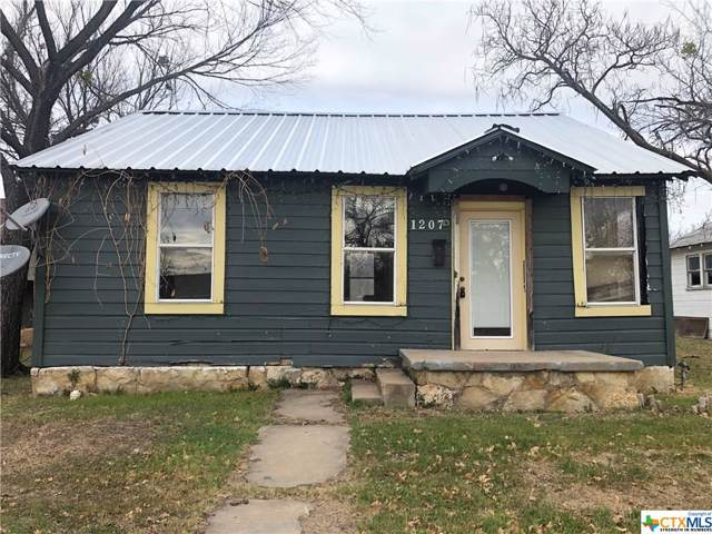 1207 Pidcoke Street, Gatesville, TX 76528 (MLS #396619) :: Marilyn Joyce | All City Real Estate Ltd.
