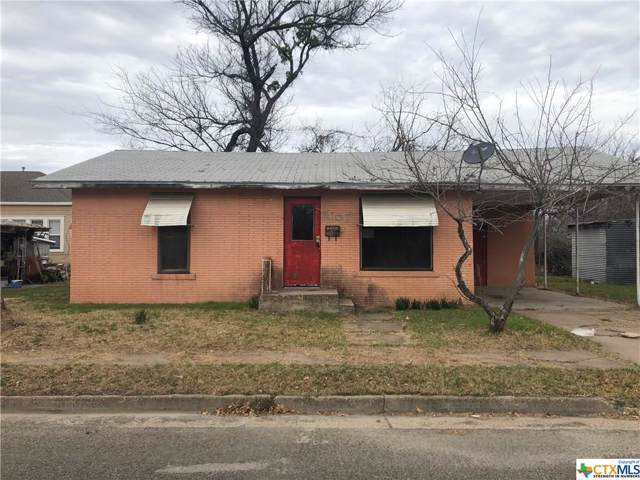 1405 Pidcoke Street, Gatesville, TX 76528 (MLS #396627) :: The Real Estate Home Team