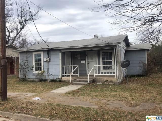 1407 Pidcoke Street, Gatesville, TX 76528 (MLS #396628) :: The Real Estate Home Team