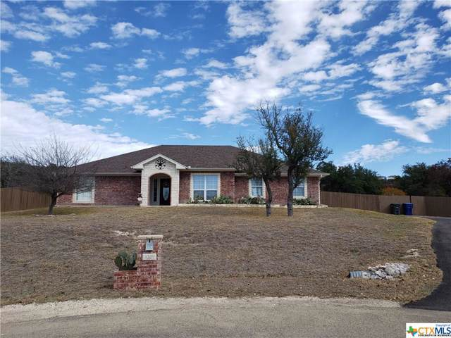 3221 Emily Circle, Copperas Cove, TX 76522 (MLS #396660) :: Marilyn Joyce | All City Real Estate Ltd.