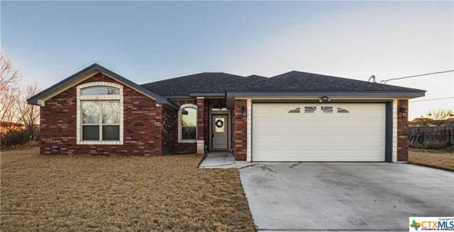241 Hempel Drive, Copperas Cove, TX 76522 (MLS #396687) :: Isbell Realtors